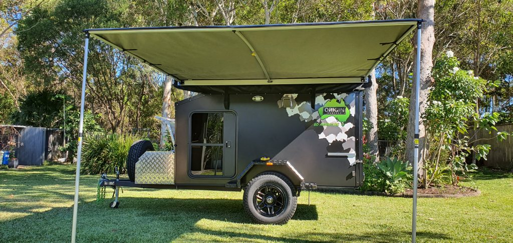 Go Adventure with awning